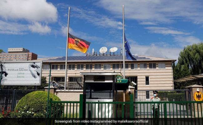 German Envoy To China Dies 2 Weeks Into The Job