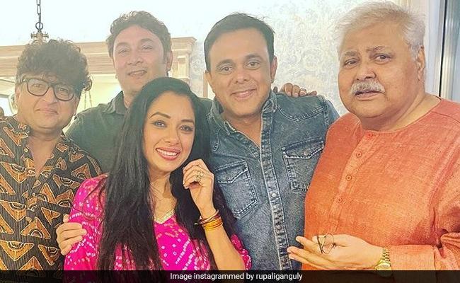Inside Sarabhai Vs Sarabhai Reunion With Rupali Ganguly, Ratna Pathak Shah, Sumeet Raghavan, Rajesh Kumar, Satish Shah