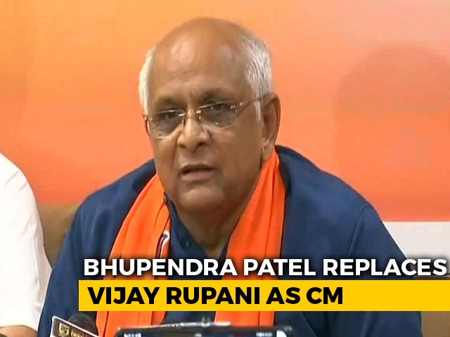 Video : Bhupendra Patel To Be New Gujarat Chief Minister, Other Top Stories