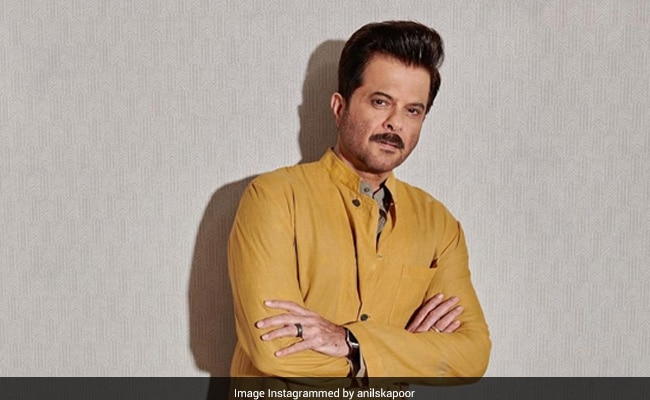 Anil Kapoor's Reply To A Troll Who Said The Actor Lives With A Plastic Surgeon