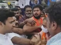BJP's Tejasvi Surya, Pratap Simha Face Anger Over Temple Demolition In Karnataka