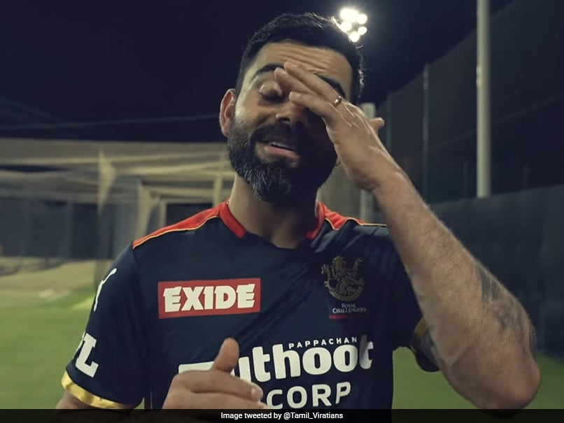 Watch: Virat Kohlis Emotional Video Where He Talks About Stepping Down As RCB Captain Post IPL 2021