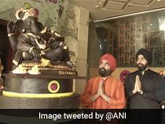 Pics: Lord Ganesha Idols Made Of Dark Chocolate, Seashells For Festival