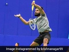 Tokyo Paralympics: Krishna Nagar Wins India's 5th Gold, Beats Chu Man Kai In Men's Singles SH6 Final
