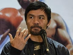 Philippine Superstar Manny Pacquiao Says Retiring From Boxing