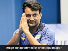 Tokyo Paralympics: India's Rahul Jakhar Finishes 5th In Mixed 25m Pistol SH1 Final