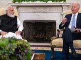 Video : Pak Role In Afghanistan, Terrorism Raised at Quad, PM-Biden Meet: India