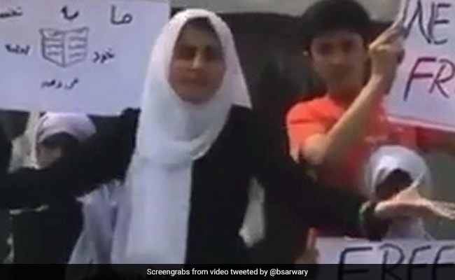 'I Want To Go To School': Afghan Girl's Speech Moves The Internet