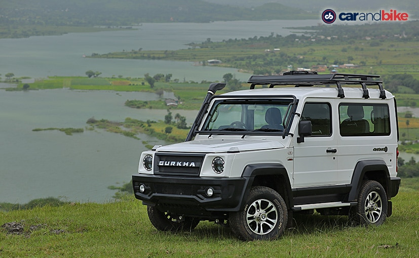 The 2021 Force Gurkha can be booked for a token amount of Rs. 25,000.