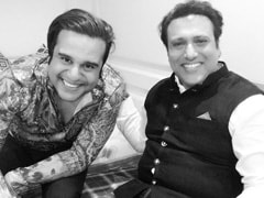 "Krushna Abhishek ""Didn't Want To Be Part Of"" <I>The Kapil Sharma Show</i> Episode With Govinda"