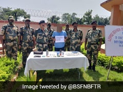 Bangladeshi Cop Caught By Border Force After Illegal Entry Into India