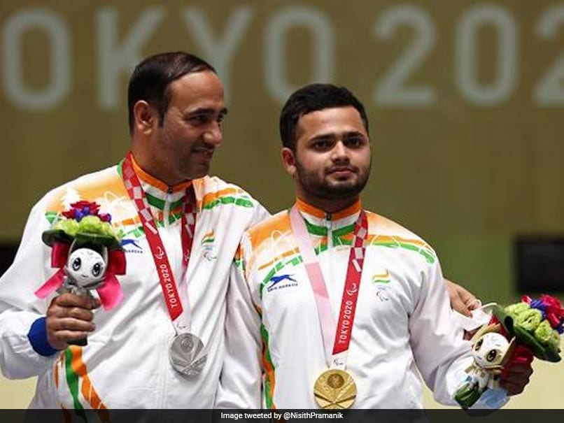 List Of Indian Medallists At Tokyo Paralympics
