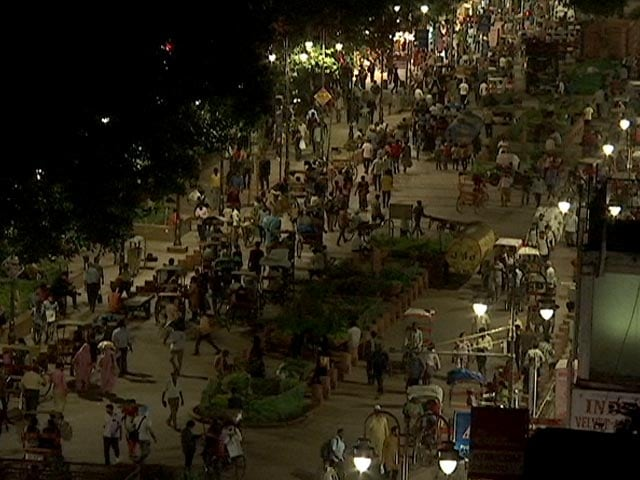 Video : Chandni Chowk Revamped: Then And Now