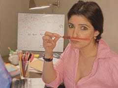 Dear Twinkle Khanna, Stop Making Pretend Moustaches And Get On With Book No 4 Already