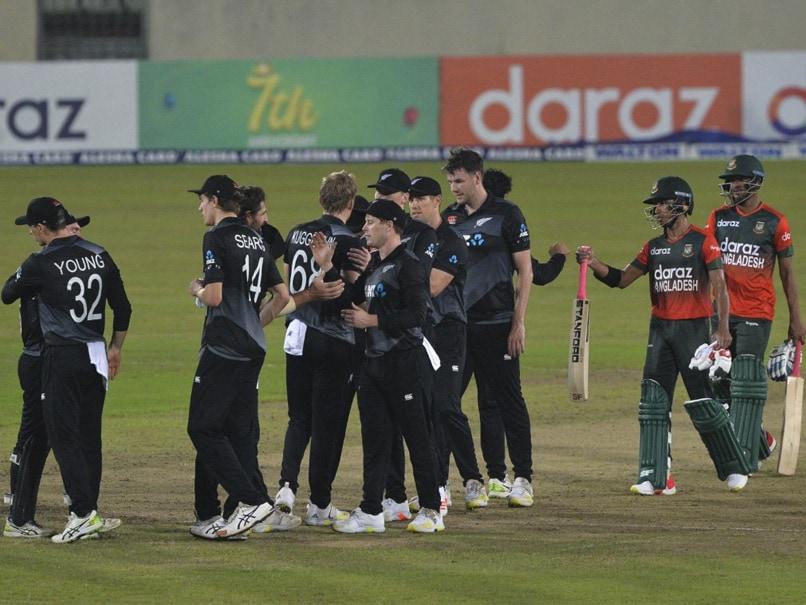 New Zealand Beat Bangladesh By 27 Runs In Final T20