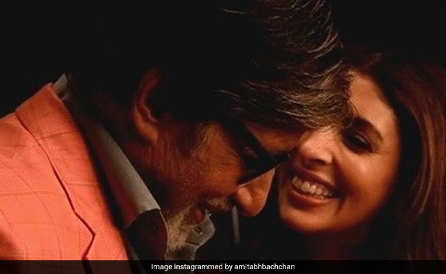 Big B wrote a post for Ladli Shweta Bachchan on Daughter's Day, said - daughters are the best...
