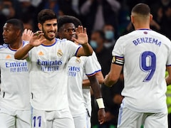 La Liga: Marco Asensio Bags Hat-Trick As Real Madrid Hit Mallorca For Six