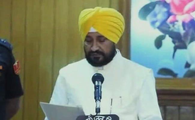 PM's Message To Charanjit Channi, Punjab's First Dalit Sikh Chief Minister