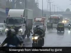 Intense Rain Likely In Mumbai, Adjoining Areas: Weather Office
