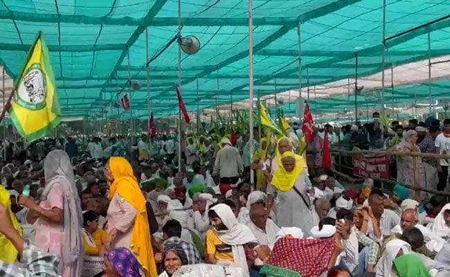 Haryana's Karnal Bans Large Gatherings Ahead Of Farmers' Meet: 10 Points