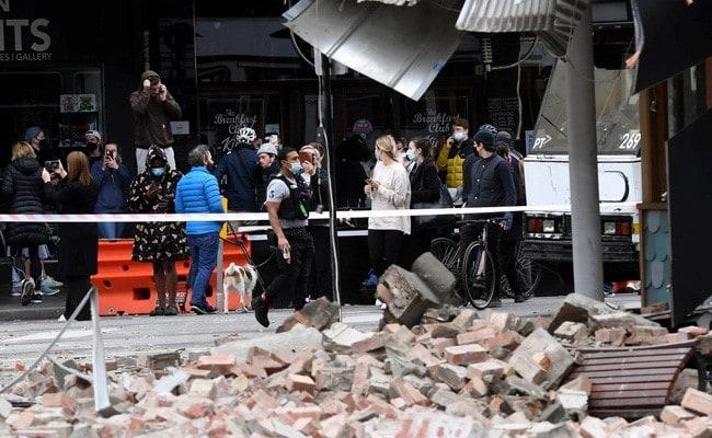 'Like A Wave Of Shaking': Rare Earthquake Jolts Australia's Melbourne