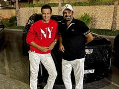 """Rohit Roy Met Madhavan In Dubai. The Timing Was """"A Crazy Coincidence"""""""