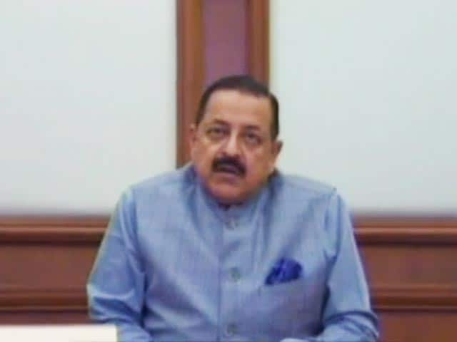 Video : Gaganyaan Mission May Be Launched By 2022-End Or Early 2023: Jitendra Singh