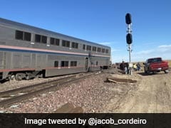 3 Dead, Many Injured As Train Derails In US