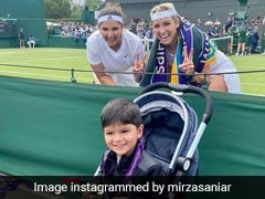 Being A Mother, Professional Athlete Challenging But Gratifying, Says Sania Mirza