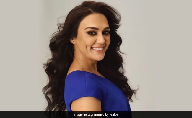 Can You Guess Preity Zinta's 'Favourite Exercise' Just By Looking At This Pic?