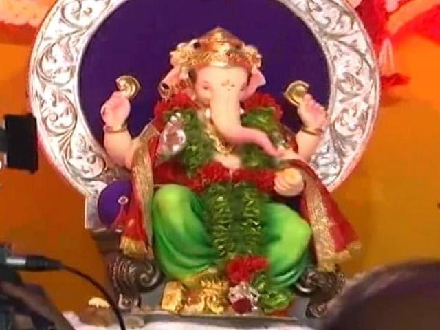 Video : Muted Ganesh Chaturthi In Mumbai Amid Covid Resurgence