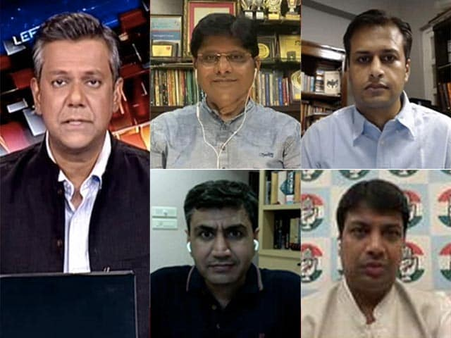 Video : Will Chief Minister Rejig Strengthen BJP's Poll Prospects?