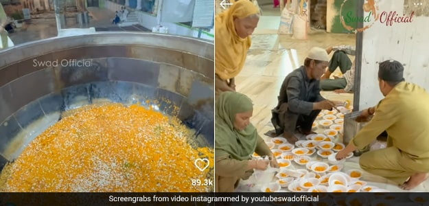 Watch: Ajmer Sharif Dargah Uses 1866kg Rice, Sugar To Cook Delicious Meethe Chawal