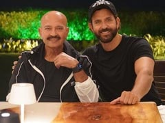 """In Birthday Post For Rakesh Roshan, Hrithik Roshan Reveals """"The Best Part About Being His Son"""""""