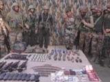 Video : Infiltration Bid Foiled Near Line Of Control In J&K, 3 Terrorists Killed
