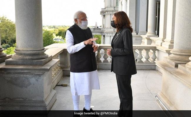 PM Modi's Gifts For Kamala Harris, 2 Quad Leaders