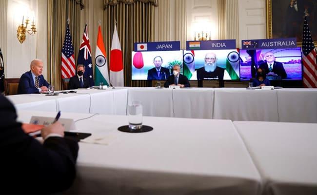 Quad Countries Set To Arrange Meet In Washington On September 24: Report