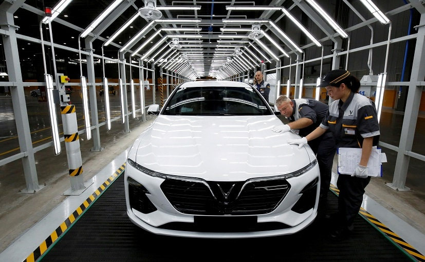 Vietnam's Carmaker VinFast Eyes More Countries For Its European Strategy