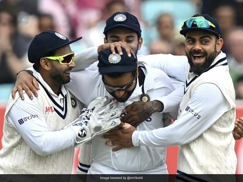 """""""Very Special Team"""": Twitter Reacts After India Thrash England In 4th Test"""