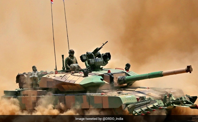 Defence Ministry Places Rs 7,523 Crore Order For 118 Battle Tanks