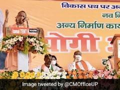 UP Jails No Longer Fun Centres For Criminals, Says Yogi Adityanath