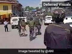 Grenade Attack In Jammu And Kashmir's Pulwama, 4 Civilians Injured