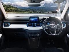 Upcoming Tata Punch Micro SUV's Interior Revealed