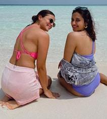 Alia's Birthday Wish For Bestie Akansha Is A Maldives Throwback
