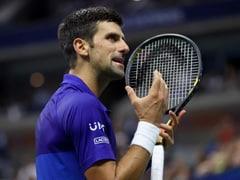"Watch: Novak Djokovic's Epic Response To Andy Roddick's ""Takes Your Soul"" Tweet"