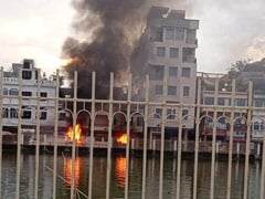 """CPM Offices Set On Fire In Agartala, Party Blames """"BJP Mobs"""""""