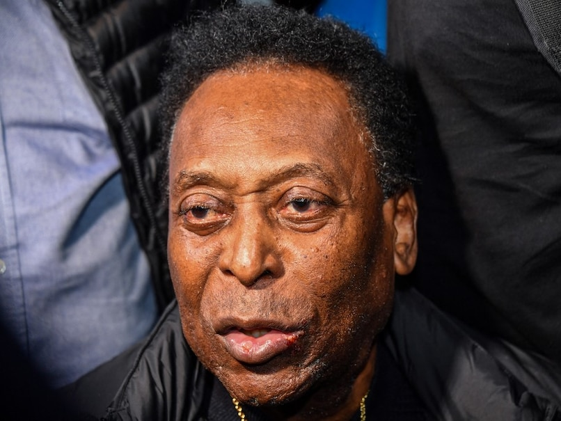 """Brazil Legend Pele Briefly Back In ICU But Now """"Stable"""": Hospital"""