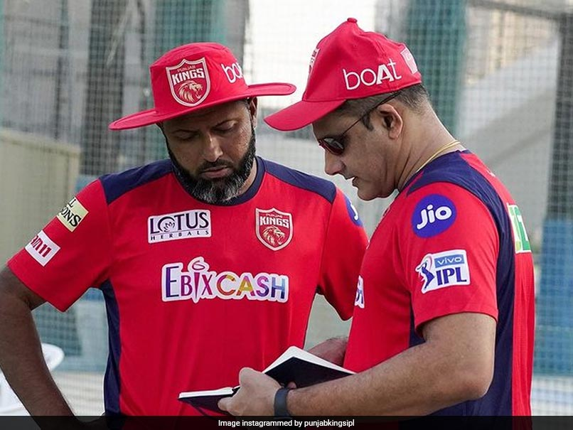 IPL 2021: Losing Games Narrowly Has Become A Pattern For Punjab Kings, Says Head Coach Anil Kumble