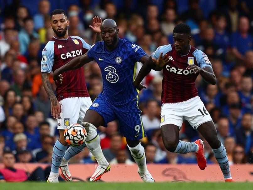 Premier League: Romelu Lukaku Scores First Stamford Bridge Goals As Chelsea Beat Aston Villa