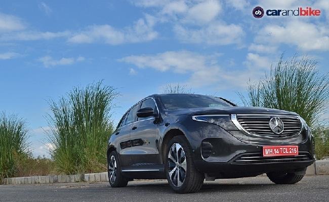 ¿Planea comprar Mercedes-Benz EQC?  Pros y contras